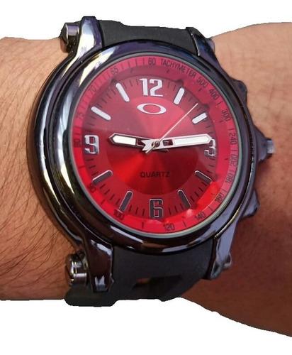 Relógio Roleshot Esport Moderno + 2 Mascaras Personalizada!!