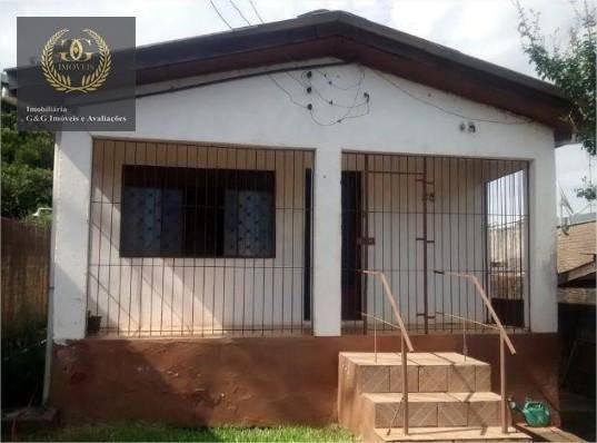 Casa Residencial À Venda, Stella Maris, Alvorada. - Ca0221