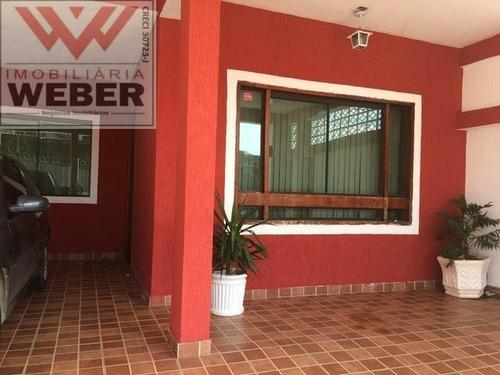 Casa 4 Dorm, 310 M² Á Venda R$ 500.000,00 Wanel Ville - 565