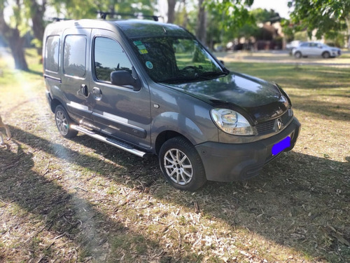 Imagen 1 de 15 de Renault Kangoo 1.5 Dci Cd Aa Da Svt (furgón Con Asientos)
