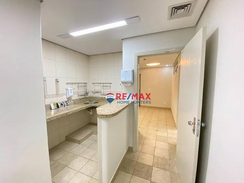 Imagem 1 de 11 de Sala, 105 M² - Venda Por R$ 500.000 Ou Aluguel Por R$ 2.000/mês - Centro - Av. Francisco Glicério- Campinas/sp - Sa1338