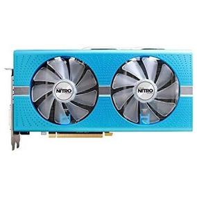 Placa De Vídeo Sapphire Nitro+ Radeon Rx 580 8gb