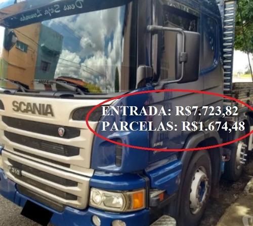 Caminhão - 2013 Scania P310