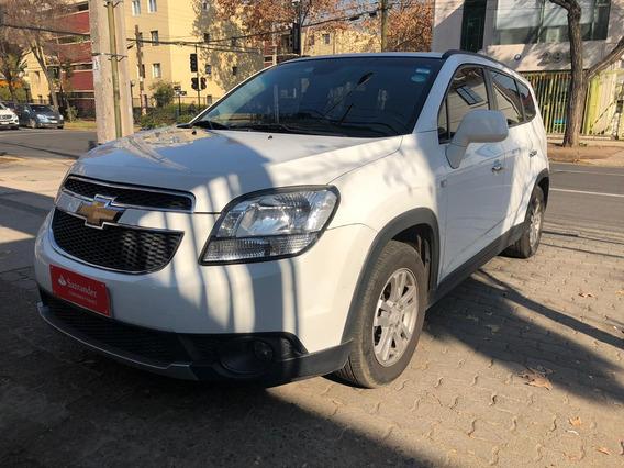 Chevrolet Orlando 2.4 Aut 2013