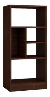 Mueble Librero Decorativo Con Cubos Y Repisas Be 841-164