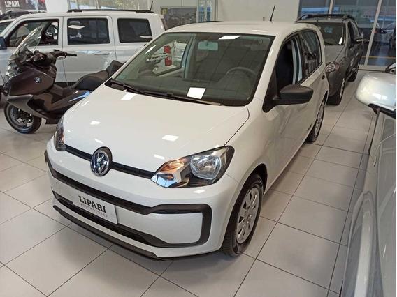 Volkswagen Take Up Con Aire Y Dirección Año 2018 Con 17.000k