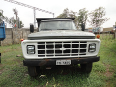 Ford 11000 - Cinza - Ano 1987