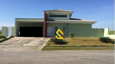 Casa Residencial À Venda, Centro, Salto De Pirapora - Ca0944. - Ca0944