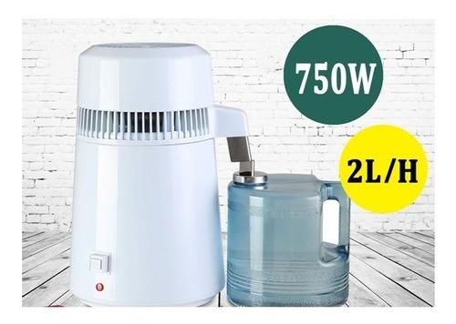 Destilador De Agua 4 Litros Medico Dental