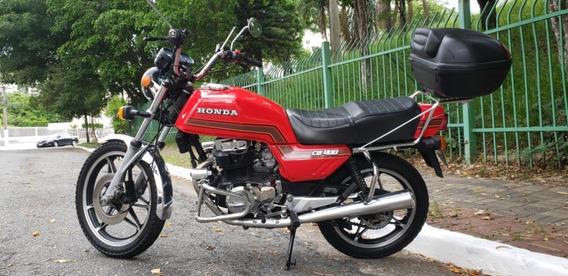 Honda Cb 400/450 1981