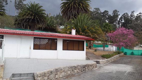 Alquiler Corta Temporada Quito Tumbaco Casa Amoblada
