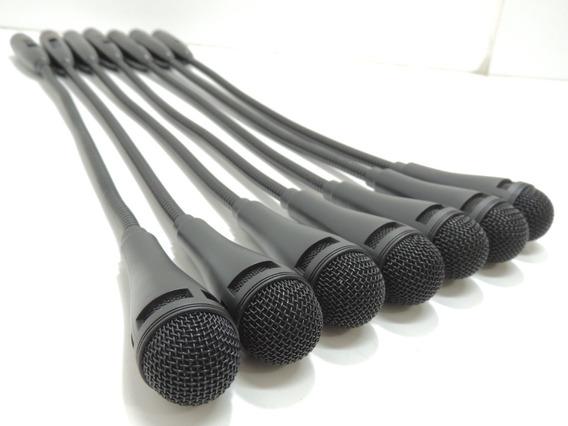 Microfone De Mesa Gm312s Dynamical Gooseneck Gm 312 S Yoga
