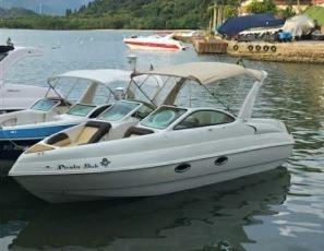 Lancha Coral 26 Open Mcm 4,3 220 Hp B3 Barco Zerado. T