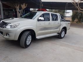 Toyota Hilux 3.0 Cd Srv Cuero I 4x4 5at - A4 2016