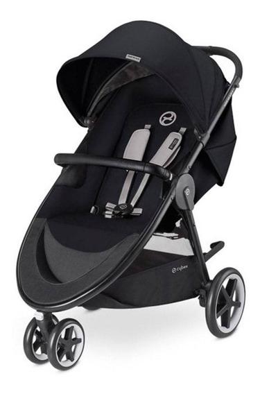 Carrinho De Bebê Cybex Agis M-air 3 B Stardust Black