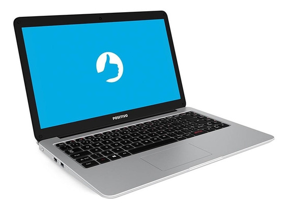 Notebook Positivo Intel Dual Core 4gb Hd500gb Tela 14