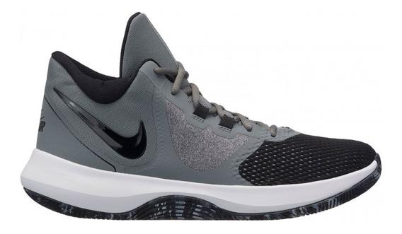 Tênis Nike Basquete Precision 2 Aa7069-011 Cano Alto