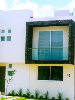(crm-1391-2040) Venta Casa Nueva Fraccionamiento Tezontle San Mateo Atenco