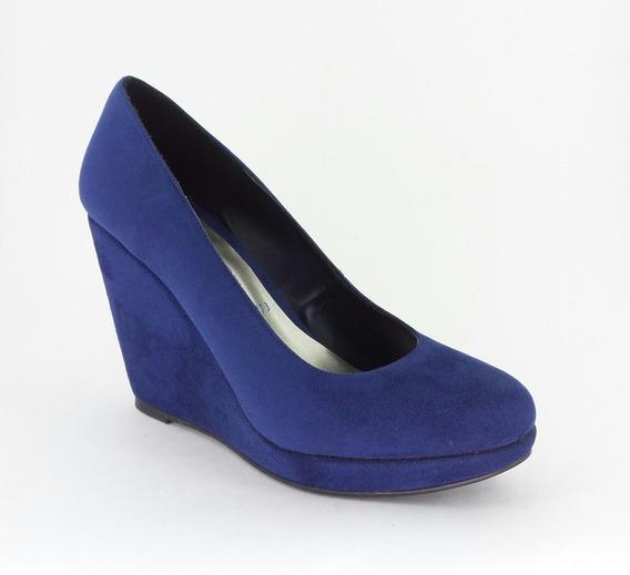 Zapatos Importadas Raul Coss Modelo 6-0273 Azul