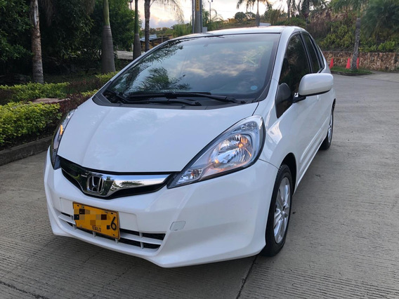 Honda Fit Lx Mt Perfecto Estado 41.000 Kms Unico Dueno