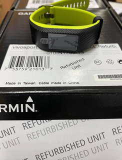 Nuevo Garmin Vivosport Tienda Reacondicionado