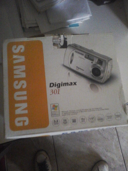 Camera Samsung Digimax 301