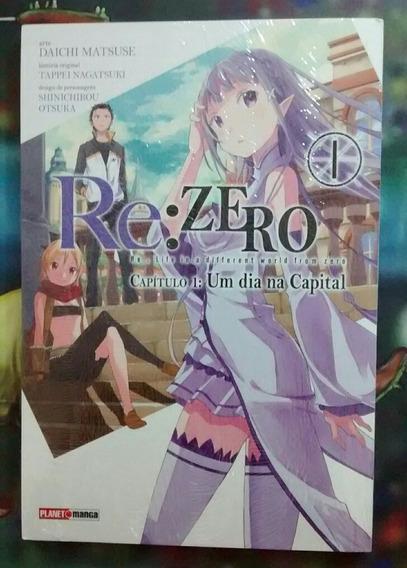 Re Zero Vol 1