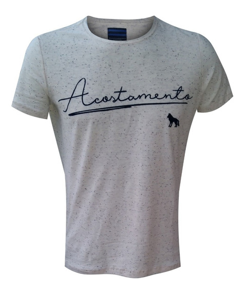 Camiseta Acostamento Off White