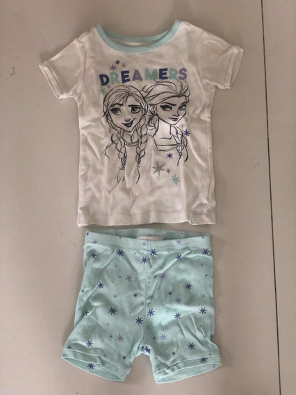 Pijama Niña Gap Disney Frozen