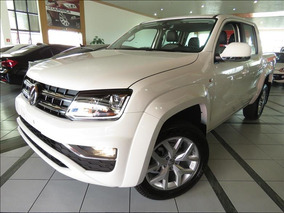 Volkswagen Amarok Cd Highline 2.0 4×4 Turbo 2018 Branca