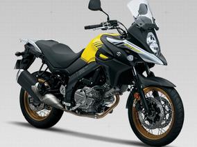 Motocicleta Suzuki V-strom 650xt 2018 Nueva