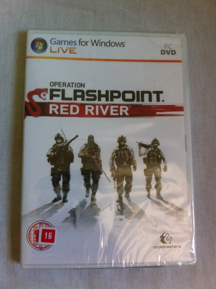 Operation Flashpoint Red River Para Pc