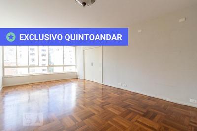 Apartamento No 8º Andar Com 2 Dormitórios E 2 Garagens - Id: 892906966 - 206966