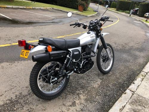 Yamaha Xt 500 Modelo 1.978