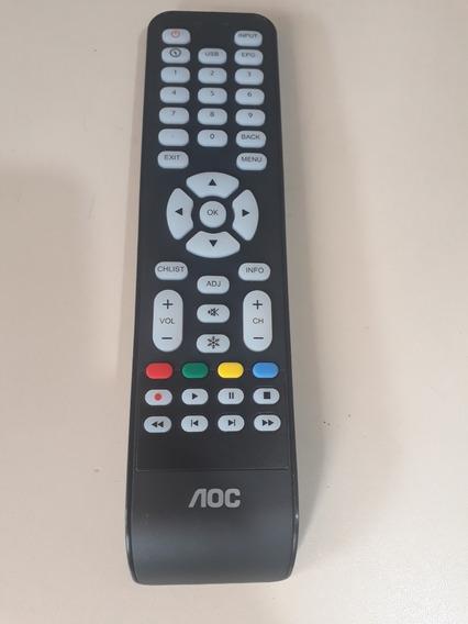Controle Remoto Para Tv Aoc Original