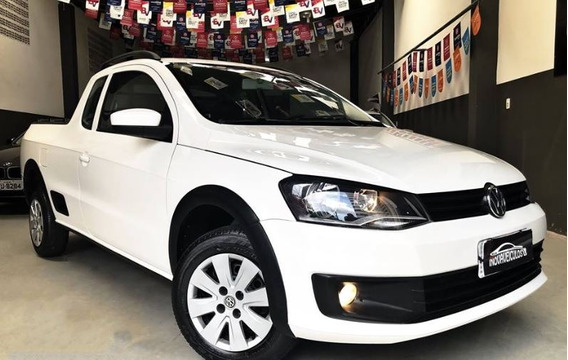 Volkswagen Saveiro 1.6 16v Cross Cab. Estendida Total Flex 2