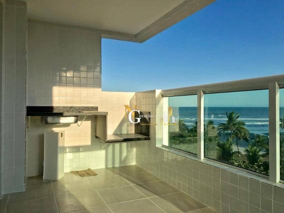 Apartamento Com 2 Dormitórios À Venda, 67 M² Por R$ 260.000,00 - Balneário Flórida - Praia Grande/sp - Ap1883