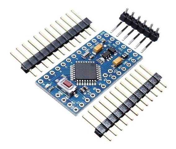 Placa Pro Mini 16mhz 5v Atmega328p - 0132