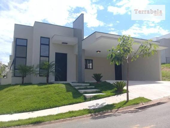 Casa Com 3 Dormitórios À Venda, 150 M² Por R$ 785.000 - Loteamento Residencial Santa Gertrudes - Valinhos/sp - Ca0206