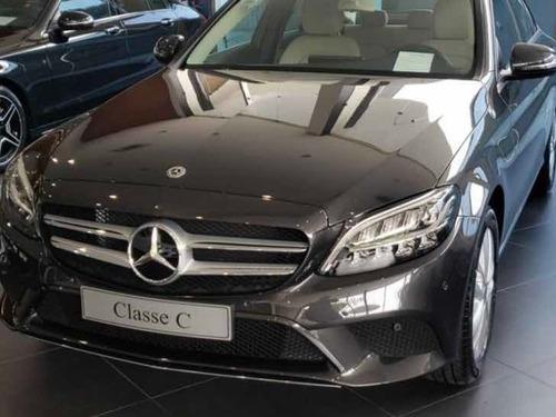 Mercedes-benz Classe C 2020 1.6 Avantgarde Turbo 4p
