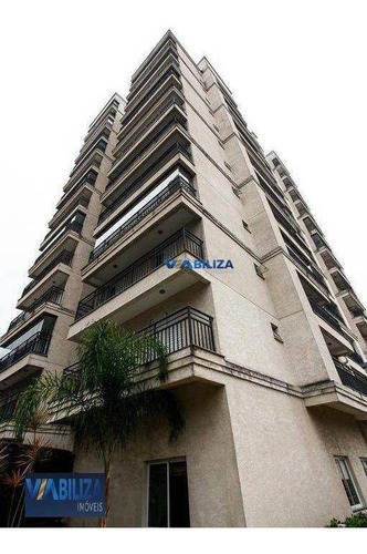Imagem 1 de 30 de Apartamento 82m² 3 Dormitórios 2 Vagas - Rua Do Shopping Maia - Estuda Permuta - Ap3842