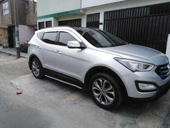 Hyundai Santa Fe 4x4 Full