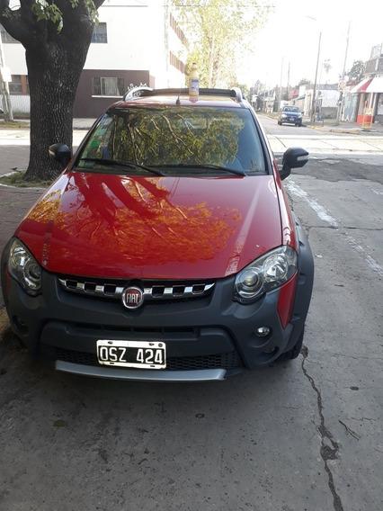 Fiat Strada Adventure Advent 1.6 Full Lock