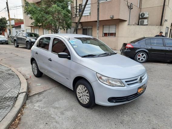 Volkswagen Gol Trend 1.6 Inmejorable $250mil Y Cuotas Permut