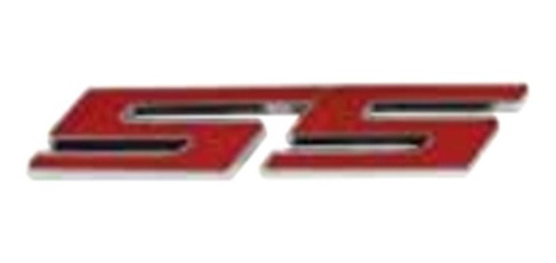 Imagen 1 de 2 de Emblema Adhesivo Ss Cromado