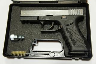 Pistola De Fogueo Zoraki 917 No Letal Uso Civil Defensa