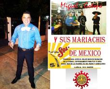 Mariachi Sol De Mexico De Miguel Gotopo