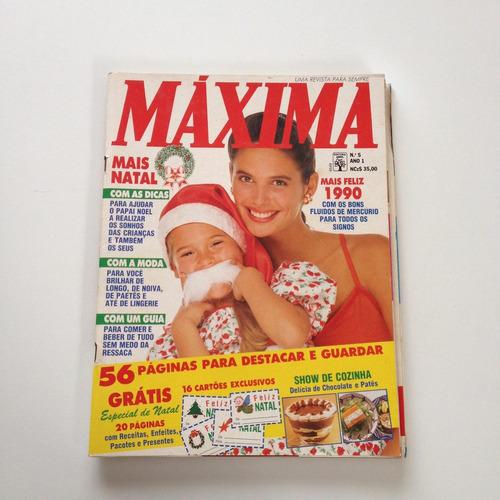 Revista Máxima  Renata Dantas E Damiana  N°05