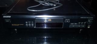 Reproductor Cd Sony Cdp Xe500 No Funciona Para Repuesto!