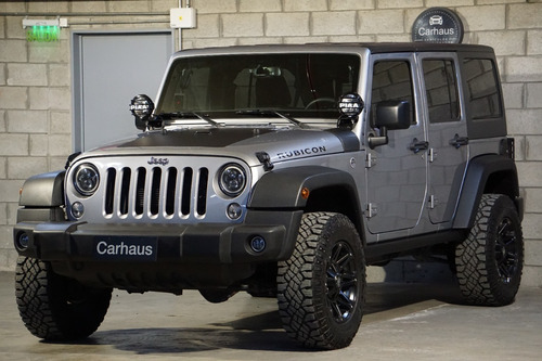 Jeep Wrangler Unlimited Rubicon 3.6l At -carhaus
